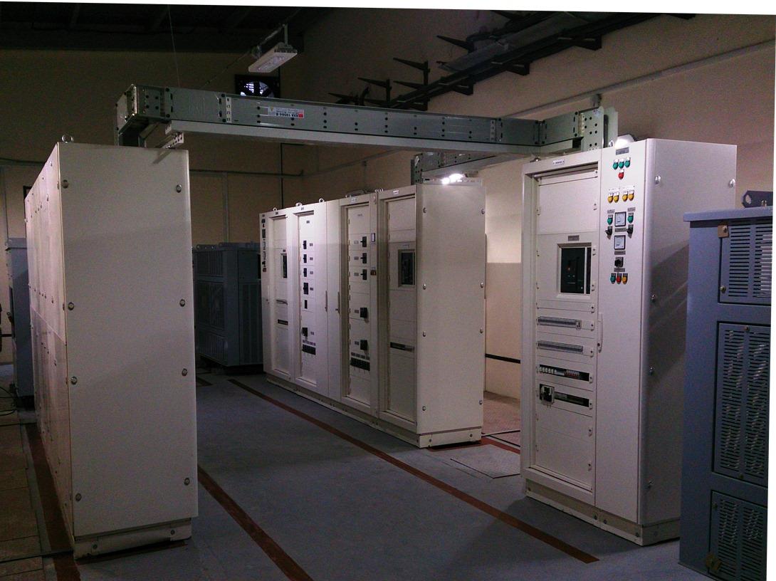 Щитовая на Базе Schneider Electric 2013 год